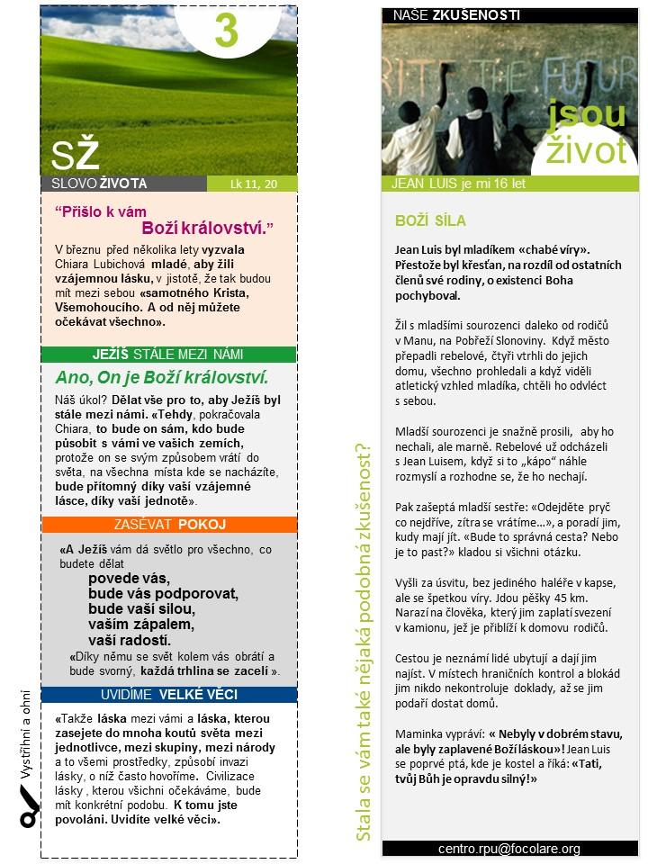 SŽ - 3/2016 - věk 15-17 let