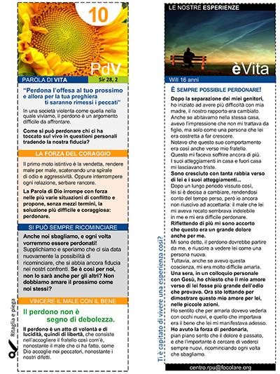 2016 | #10 PDV OTTOBRE | Ragazzi