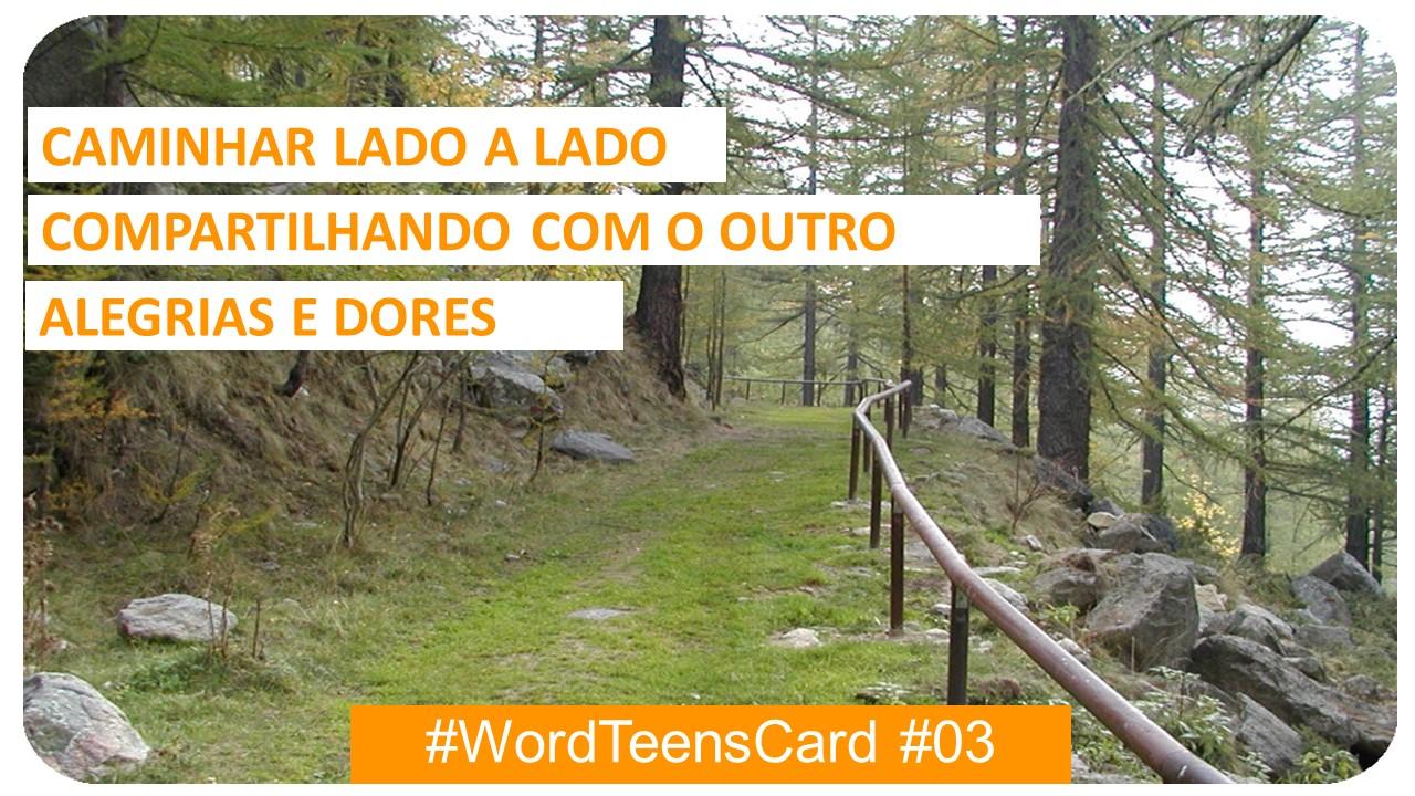 03 |  Março 2018 \ Teens Card 03